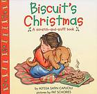 Biscuit's Christmas : a scratch-and-sniff book