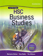 Cambridge HSC business studies