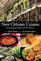 New Orleans cuisine : fourteen signature dishes and their histories
