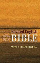 The Revised English Bible : with the Apocrypha.