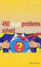 450 legal problems solved