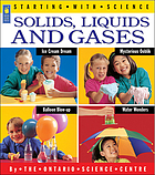Solids, liquids and gases