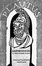 Amphitryon, and two other plays,