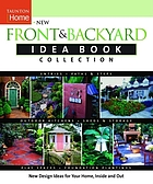 Front & backyard idea book collection.