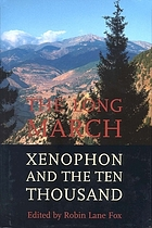 The long march : Xenophon and the ten thousand