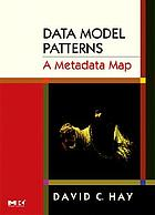 Data model patterns : a metadata map