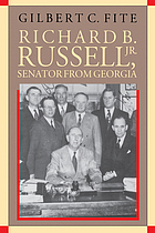 Richard B. Russell, Jr., senator from Georgia