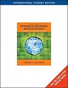 Research methods and statistics : a critical thinking approach