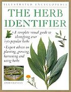 The herb identifier