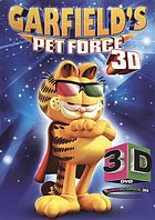 Garfield's pet force 3D