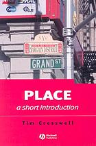 Place : a short introduction