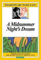A Midsummer night's dream for young people