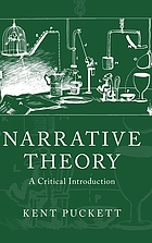 Narrative theory : a critical introduction