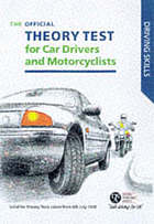 The official theory test for car drivers and motorcyclists : including the questions and answers valid for tests taken from 6 July 1998
