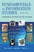 Fundamental concepts of information book