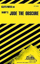 Cliff's notes on Hardy's Jude the obscure