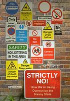 Strictly no! : how we're being overrun by the Nanny State