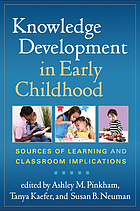 Knowledge development in early childhood : sources of learning and classroom implications
