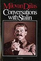 Conversations with Stalin.