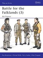 Battle for the Falklands. 3, Air forces