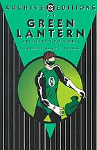 The green lantern : archives, volume 1