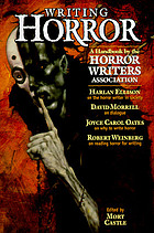 Writing horror