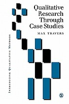 Qualitative research through case studies