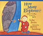 How many elephants? : a lift-the-flap counting book