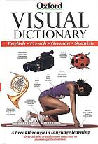 Visual dictionary : English, French, German, Spanish.