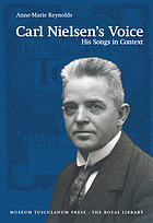 Carl Nielsen's voice : his songs in context