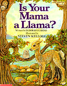 Is your mama a llama?.