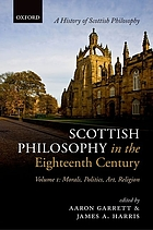 Scottish philosophy in the eighteenth century