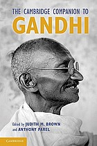 The Cambridge companion to Gandhi
