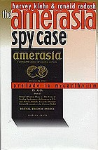 The Amerasia spy case : prelude to McCarthyism