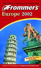 Frommer's Europe 2002