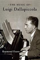 The music of Luigi Dallapiccola