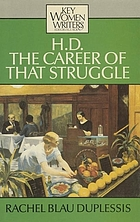 H.D., the career of that struggle