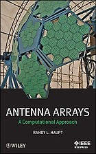 Antenna arrays : a computational approach