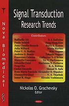 Signal transduction research trends