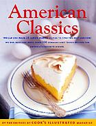 The best recipe : American classics