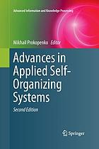 Advances in applied self-organizing systems