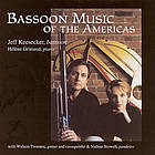 Bassoon music of the Americas.