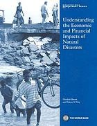 Understanding the economic and financial impacts of natural disasters
