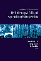 Electrorheological fluids and magnetorheological suspensions (ERMR 2004) : proceedings of the ninth international conference, Beijing, China, 29 August - 3 September, 2004