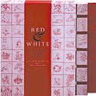 Red & white : American redwork quilts and patterns