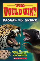 Jaguar vs. skunk