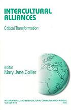 Intercultural alliances : critical transformation