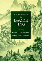 Teaching the Daode Jing