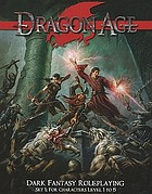 Dragon Age : dark fantasy roleplaying set 1 : for characters level 1 to 5.