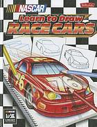 NASCAR learn to draw race cars : discover all you need to know to begin drawing your favorite NASCAR race cars